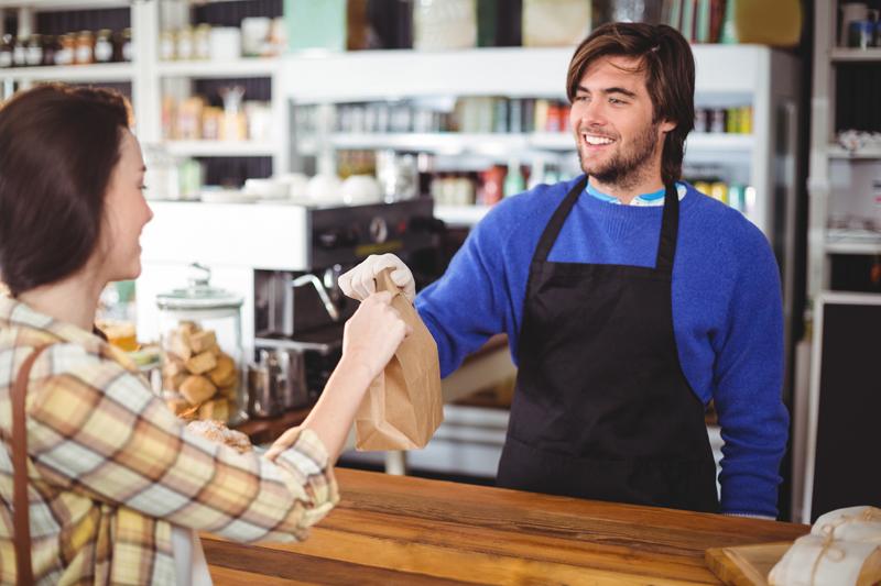 Vente de plats à emporter règles de droit